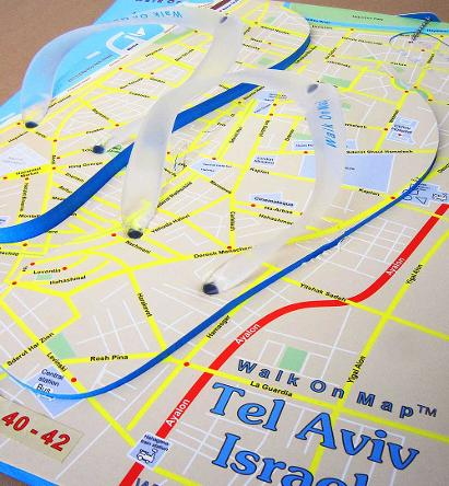 walk on map NYC